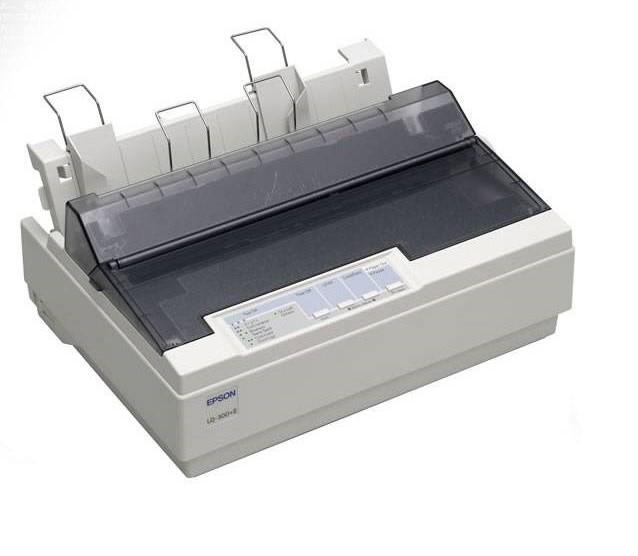 پرینتر سوزنی سیاه و سفید اپسون مدل Epson LQ 300+II