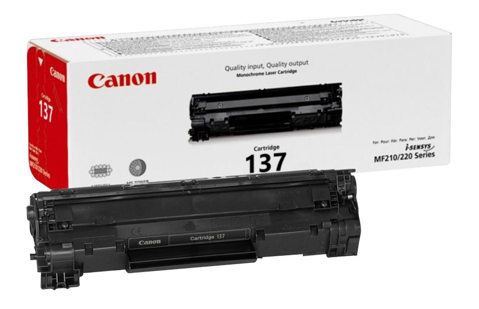 کارتریج سازگار پرینتر 236n مدل Canon 137Cartridge