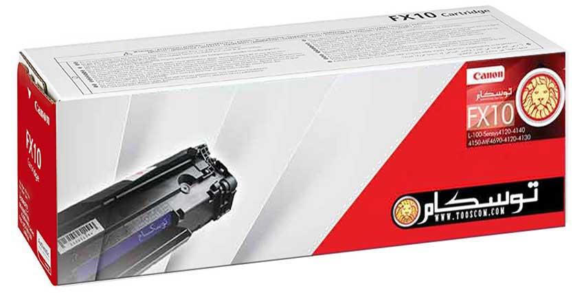 کارتریج تونر مشکی توسکام Canon FX10