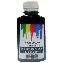 جوهر اچ پی مشکی ۱۰۰ میلی لیتری پیگمنت Hp pigment