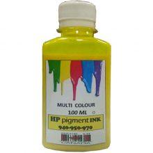 جوهر اچ پی زرد ۱۰۰ میلی لیتری پیگمنت Hp pigment