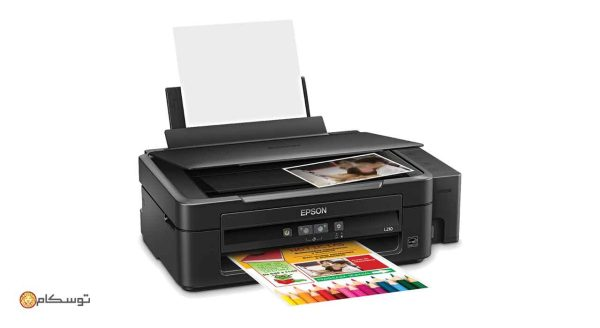 ۰۵-Epson-L210-Multifunction-Inkjet-Printer