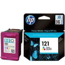 کارتریج جوهر افشان سه رنگ HP 121