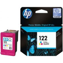 کارتریج جوهر افشان سه رنگ HP 122 اورجینال