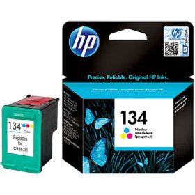 کارتریج جوهر افشان سه رنگ HP 134