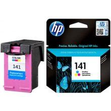 کارتریج جوهر افشان سه رنگ HP 141