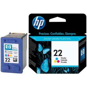 کارتریج جوهر افشان سه رنگ HP 22