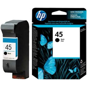 کارتریج جوهر افشان مشکی HP 45
