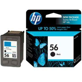 کارتریج جوهر افشان مشکی HP 56