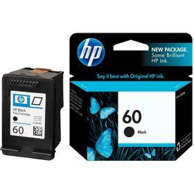 کارتریج جوهر افشان مشکی HP 60