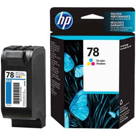 کارتریج جوهر افشان سه رنگ HP 78
