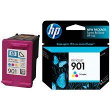 کارتریج جوهر افشان سه رنگ HP 901