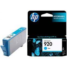 کارتریج جوهر افشان آبی HP 920