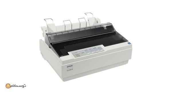 ۰۲-Epson-LQ-300+II-Dot-Matrix-Printer