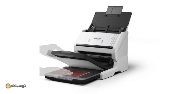 ۰۳-Epson-DS-530-Color-Duplex-Document-Scanner