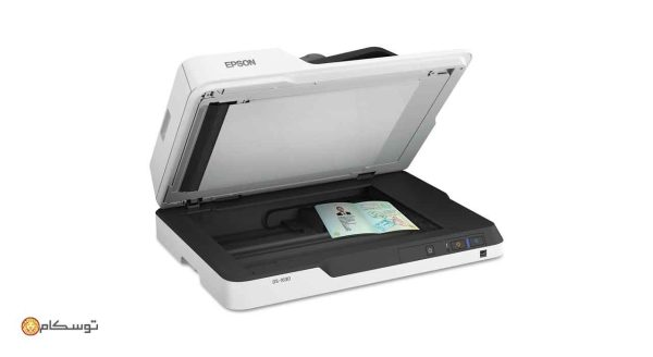۰۵-Epson-DS-1630-Flatbed-Color-Document-Scanner