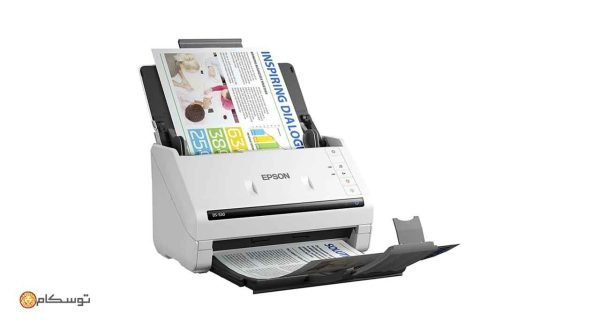 ۰۵-Epson-DS-530-Color-Duplex-Document-Scanner