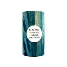 ریبون لیبل پرینتر پریمیوم وکس Pre Wax Resin 110mm x 300m