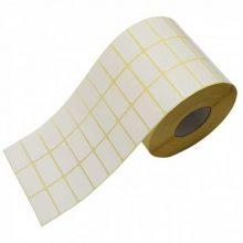 برچسب پرینتر لیبل زن ۳۰×۱۰ میلیمتر(۱۵۰۰۰عددی)