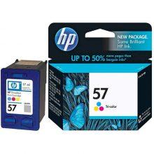 کارتریج جوهر افشان سه رنگ HP 57