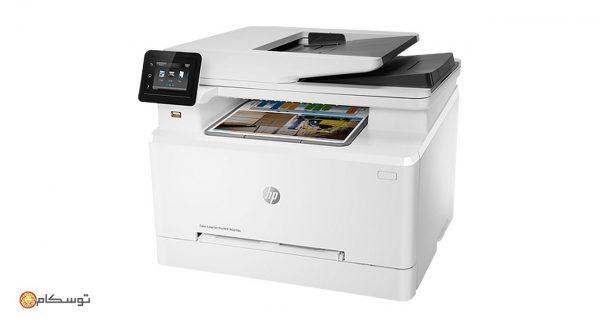 ۰۲-HP Color LaserJet Pro MFP M281fdn Multifunction Printer