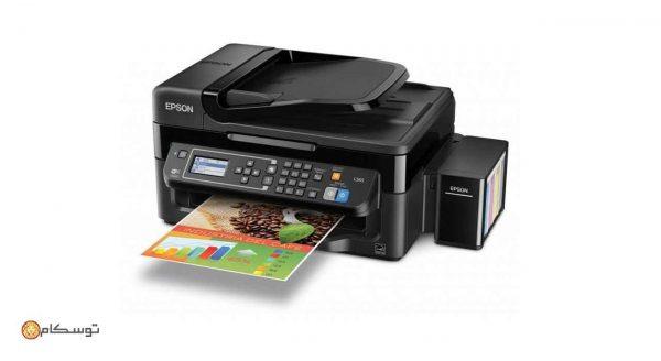 ۰۳-Epson-L565-Multifunction-Inkjet-Printer