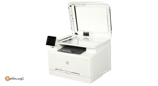 ۰۵-HP Color LaserJet Pro MFP M281fdn Multifunction Printer