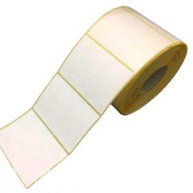 برچسب پرینتر لیبل زن صدفی 20×10 میلیمتر