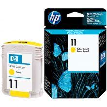 کارتریج جوهرافشان زرد HP 11