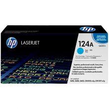کارتریج لیزری رنگی آبی HP 124A