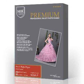کاغذ عکس رزین کوتد 260 گرمی MIR سایز 18×13 بسته 100 برگی