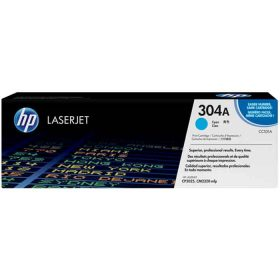کارتریج لیزری رنگی آبی HP 304A