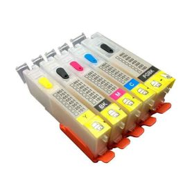 پک شارژی کارتریج CANON CLI 550-551