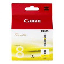 کارتریج جوهرافشان زرد Canon CLI-8