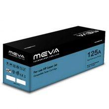 کارتریج لیزری رنگی آبی MEVA HP 125A-321