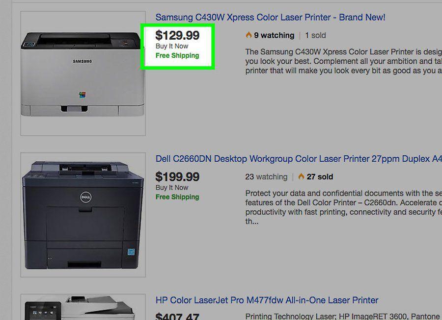 پرینترهای لیزری هزینه چاپ پایین تری نسبت به پرینترهای جوهر افشان دارند