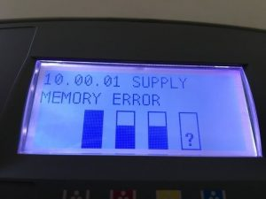 خطای Supply Memory Error کارتریج و راه های برطرف کردن آن