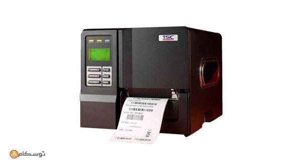 چاپگر لیبل و بارکد صنعتی تی اس سی TSC ME340 Industrial Barcode Printer
