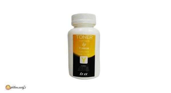 تونر-زرد-اچ-پی-7018-1215-45-گرمی-LEO