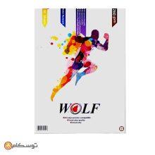 کاغذ گلاسه ۲۶۰ گرمی WOLF RC سایز A4 بسته ۵۰ برگی