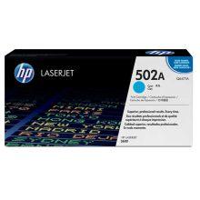 کارتریج لیزری رنگی آبی  HP 502A