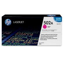 کارتریج لیزری رنگی HP 502A MAGENTA