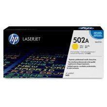 کارتریج لیزری رنگی HP 502A YELLOW