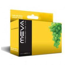 کارتریج جوهرافشان اپسون زرد MEVA MA T0484