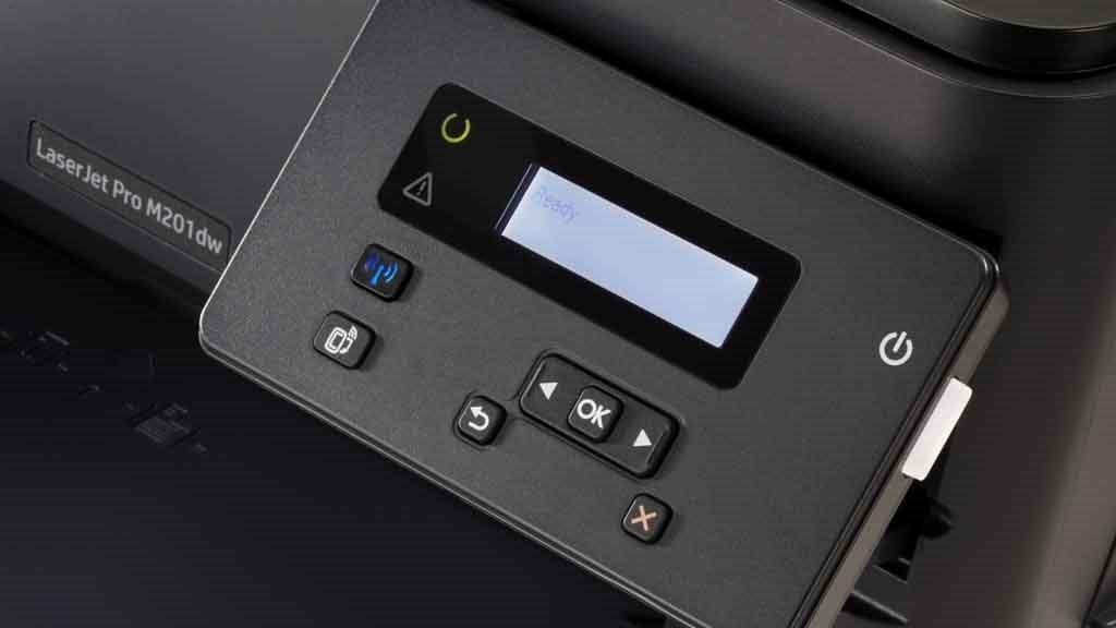 پرینتر لیزری اچ پی HP LaserJet Pro M201dw