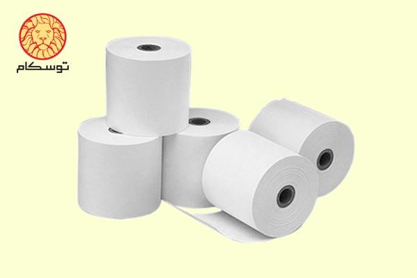 کاغذ حرارتی، رول حرارتی، کاغذ فیش پرینتر، کاغذ فیش زن، کاغذ ترمال، کاغذ پرینترهای حرارتی، کاغذ چاپ حرارتی